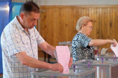 Chernivtsi until no registered candidate for parliamentary constituency Kaspruk