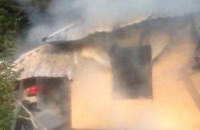 Bukovina burned bath