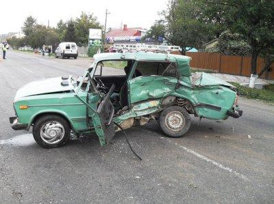 У Шипинцях в аварії загинув водій