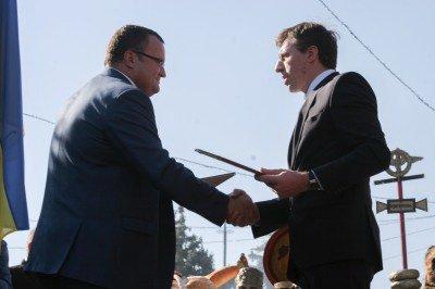 Chernivtsi Chisinau signed a twinning