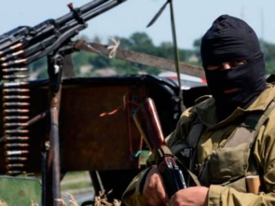У Донецьку бойовики заборонили фотографувати себе та російських вояків