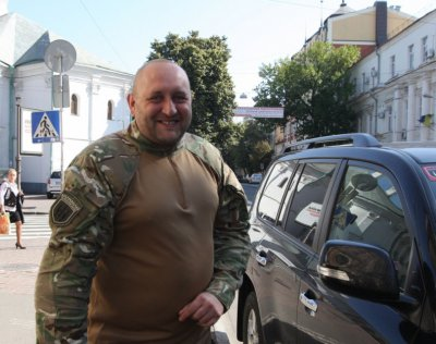 «Революция в Украине еще не завершена»