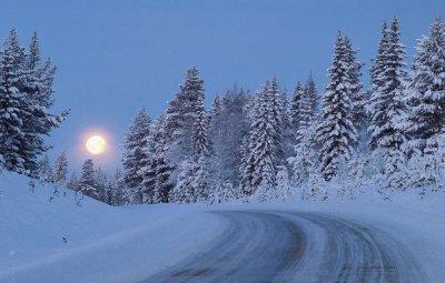 На закарпатських перевалах лютують морози: подекуди -20