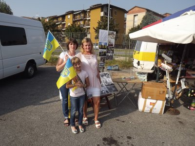 Bukovina in Italy collected the wounded soldiers ( video)