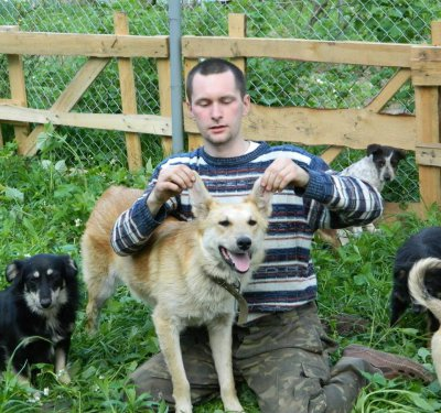 Kaspruk appointed as his adviser chernivchanyna who bought the cottage for homeless animals