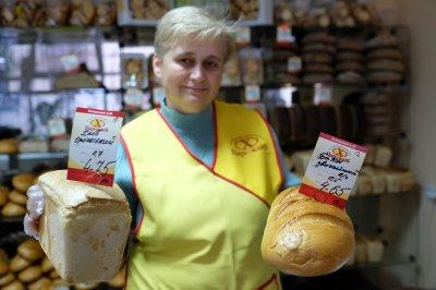 The most popular bread has risen Bukovina