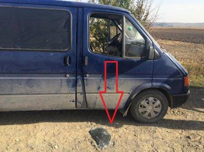 Bukovina agitators candidate stoned people