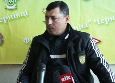 & quot; Bucovina & quot;  deserved three points of & quot; Alexandria & quot ;, - Shpirnov ( video)