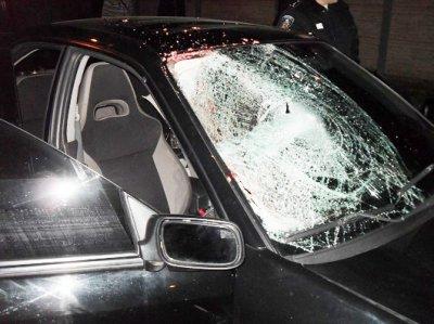 Chernivtsi on Vynnychenka car knocked a pedestrian to death