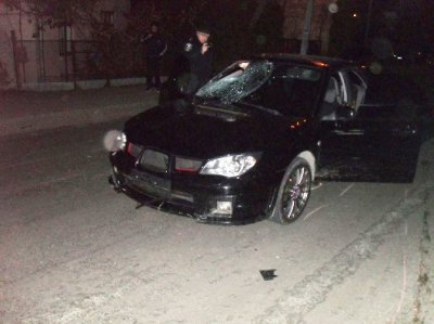 A driver who killed a pedestrian in Chernivtsi , has been convicted of an accident