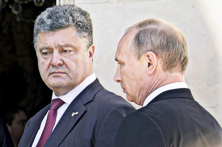 Путин угрожал Порошенко наступлением на Востоке