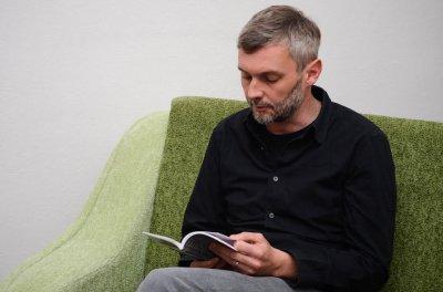 В Черновцах чешский публицист Борковец зачитает свои стихи