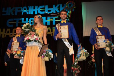 The best students of CNU became a mathematician and filolohynya (PHOTOS)