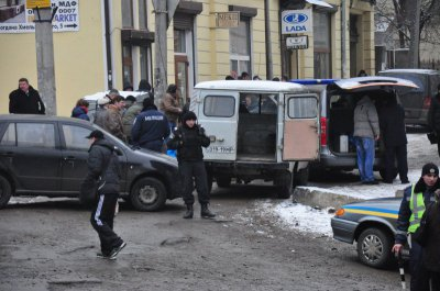 On corpse in Altfater reported anonymous .  The police are looking for witnesses