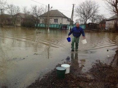 In flood protection Bukovina and Carpathian spend 20.6 million