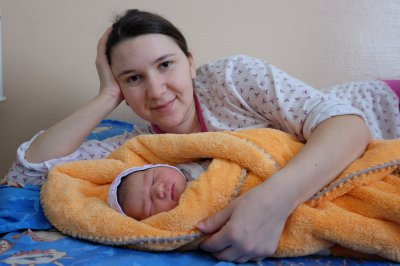 Midwives told took birth as New Year