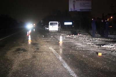 In an accident killed OWNER WHEN Chernivtsi shopping center& quot; BOYANIVKA& quot;