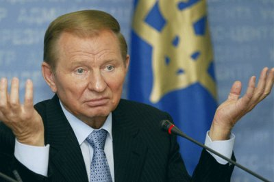 Kuchma will not be «pochesnym» ?