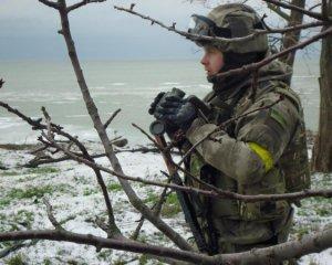 Українські військові відбили атаку бойовиків під Маріуполем