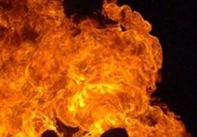 На херсонщині вибухнув намет з