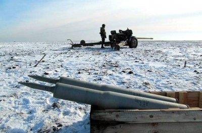 Україна готова відвести озброєння — у разі припинення вогню