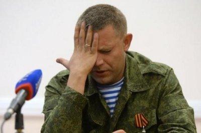 У Дебальцевому підстрелили лідера бойовиків Захарченка