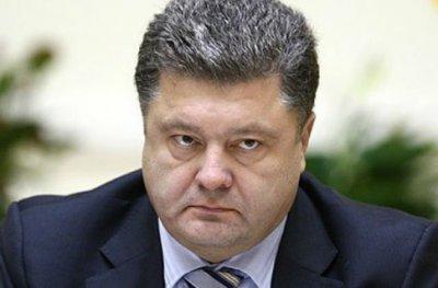 Порошенко: Українські військові зайняли нові рубежі оборони