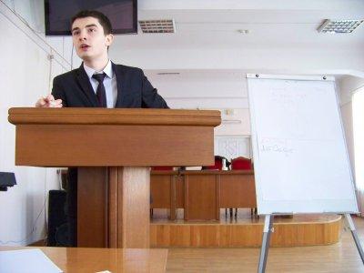 Чернівецьким студентам розповіли, як стати успішними