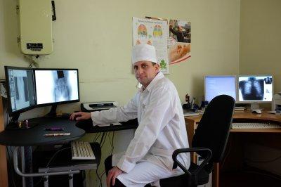 Рентген-апарат за мільйон гривень придбали в дитячу поліклініку в Чернівцях