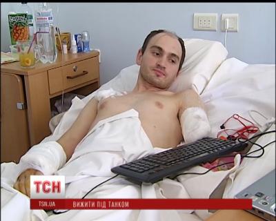 Чернівчанин під Дебальцевим зупинив атаку ворога, кинувшись під танк