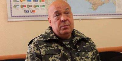 Москаль: На Луганщині ЗСУ залишили селище Чорнухине