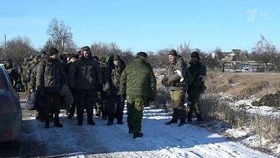 У полоні бойовиків перебувають 110 військовослужбовців дебальцівського гарнізону