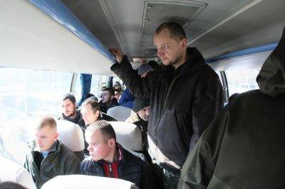 Оприлюднено список звільнених з полону українських вояків
