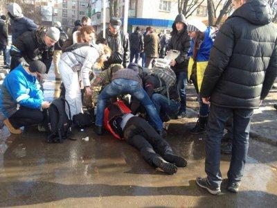 СБУ затримала підозрюваних у здійсненні вибуху у Харкові