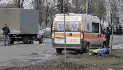 Вибухівку в Харкові підірвали дистанційно, - МВС