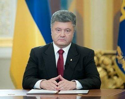 Україна поверне контроль над Кримом, - Порошенко