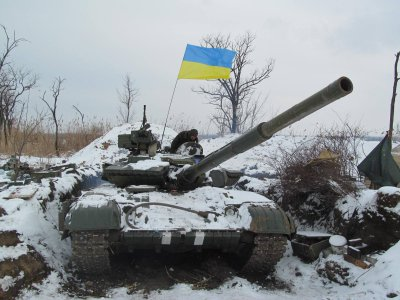 За минулу добу, у зоні АТО, загинули двоє українських військових