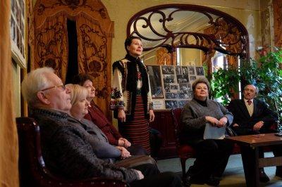 Чернівці відзначають 80-річчя видатного режисера Анатолія Литвинчука