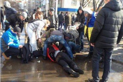 У Харкові помер ще один поранений під час теракту