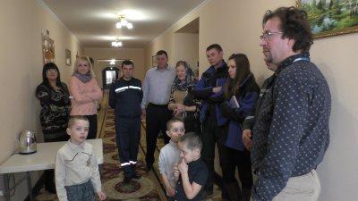 ОБСЄ на Буковині знайомиться з життям переселенців