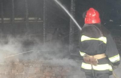 На Буковині на пожежі загинув чоловік