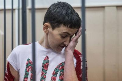 Євросоюз закликав Росію негайно звільнити Надію Савченко