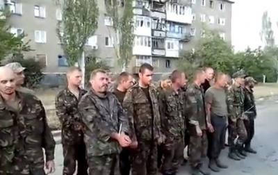 У полоні бойовиків все ще залишаються 130 військових ЗСУ