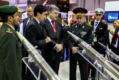 В ОАЕ кажуть, що постачати зброю в Україну не домовлялись