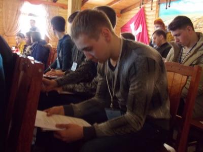 На Буковині студенти плануватимуть майбутнє України