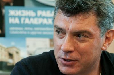 У Москві розстріляли опозиціонера Бориса Нємцова