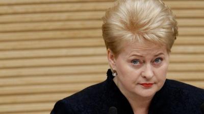 Грібаускайте про вбивство Нємцова: Росія скочується до темряви терору