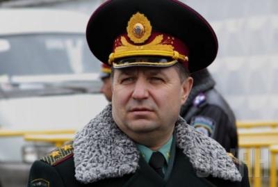 Полторак заявив, що минулої ночі позиції АТО не обстрілювали