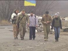З полону бойовиків звільнили 4 українських військових