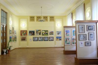 У художньому музеї Чернівців діти презентували скульптури ангелів-охоронців  України (ФОТО) 216819c758fcf